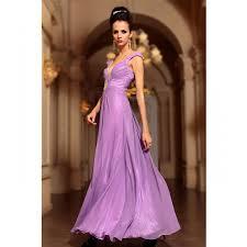 violet dress violet dress chiffon with v neck glittering diamond like