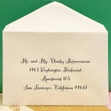 wedding envelopes wedding envelopes calligraphy guest addressing hyegraph