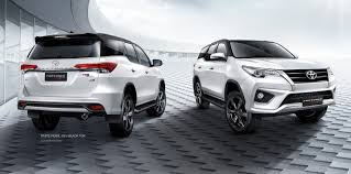 toyota thailand english 2016 toyota fortuner trd sportivo launched in thailand 17 19 500