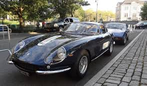 rare ferrari rare ferrari 275 gtb worth 7 million parks by ritz carlton