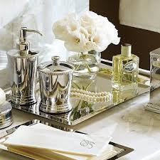 Silver Bathroom Vanities by Best 25 Vanity Tray Ideas On Pinterest Dressing Table Decor
