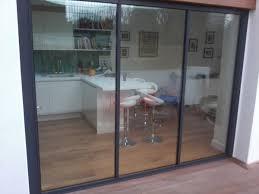 Frameless Patio Doors Ultra Slim Patio Doors Bifold Sliding Folding Door