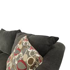 Chenille Sofa by 75 Off Raymour And Flanigan Raymour U0026 Flanigan Molly Chenille