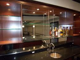 Bar Mirror With Shelves by Back Bar Mirror With Shelf Vanity Decoration
