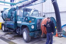 purchase of used vactor truck helps edmore dpw