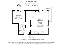 1 bed flat to rent in st pancras way london nw1 43168415 zoopla