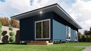 1 shipping container home floorplans
