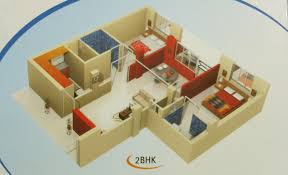 100 2bhk house design plans 2 bhk independent house plan