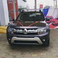 duster renault 2016 2016 renault duster facelift u0026 amt automatic official review