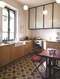 cuisine style bistrot enchanteur déco style bistrot et decoration cuisine style