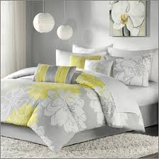 design your home in yellow and gray