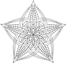 geometric coloring pages getcoloringpages com