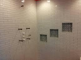 master bathroom shower designs master bath remodel elite development washington dc