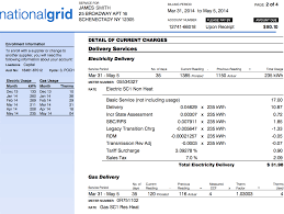 understanding your national grid bill in new york state