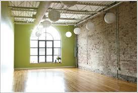 dream designs for my future yoga studio love the accent wall