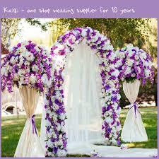 wedding arches gold coast wedding arch lavender topweddingservice