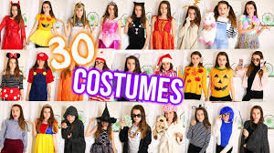 30 diy halloween costumes easy cheap and last minute lovevie