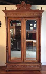 Antique Oak Armoire 33 Best Armoires And Wardrobes Images On Pinterest French Oak