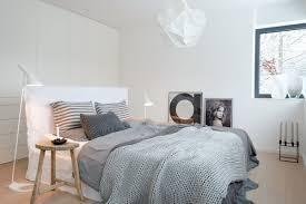 Schlafzimmer Mit Holz Tapete Skandinavische Schlafzimmer