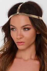 gold headpiece gold headpiece boho headpiece chain 13 00