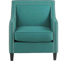 teal accent chair modern chairs quality interior 2017