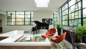 mid century merges with contemporary design page slyworks photography