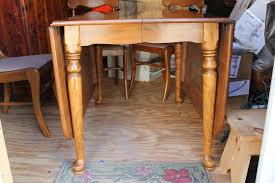 Maple Drop Leaf Table Hi Yesterday I Purchased An Old Ethan Allen Drop Leaf Maple