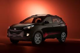 hyundai crossover black hyundai tucson the walking dead is here to save you autoevolution