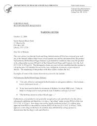 warning letter to sweet sunnahwarning letter for absent