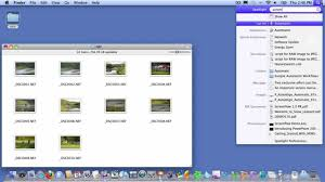 convertir varias imagenes nef a jpg osx automator nef to jpeg screencast youtube