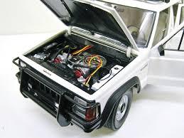 jeep cherokee toy kitagobase rakuten global market chrysler custom 1 18 white