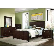 bedroom queen piece value city bedroom sets in black for cool