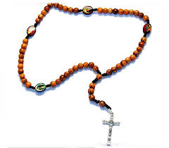 chaplet of the holy rosaries from holy land holyland jesus sandals holy land