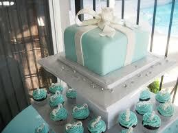 Tiffany Blue Baby Shower Cake - 18 best tiffany u0026 co baby shower images on pinterest marriage