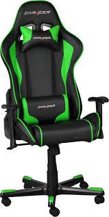 siege dxracer dxracer formula series gaming chair green oh fe08 ne inertia