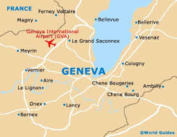 geneva map map of geneva airport gva orientation and maps for gva geneva