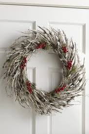 Natural Decorations For Christmas Wreaths by 60 Diy Christmas Wreaths How To Make A Holiday Wreath Craft