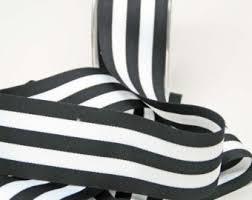 black and white striped ribbon black and white striped ribbon striped grosgrain ribbon 1 5 inch