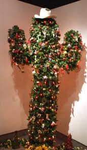 rachael gray telegram a cactus shape tree decorated with