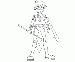 robin coloring pages staff coloringstar