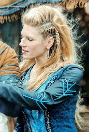hair styles for viking ladyd vikings lagertha hair tutorial google search little loves