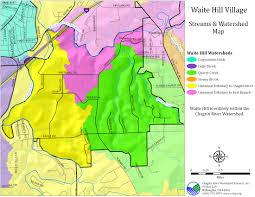 St Joseph River Map Waite Hill Village Links
