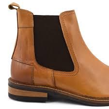 shop contemporary tan chelsea boots mens style gucinari