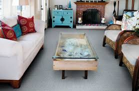 Livingroom Carpet Designing With Carpet Couristan