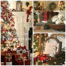 the fancy shack christmas home tour