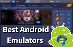 android emulators 5 best android emulators for pc running windows 10 8 7