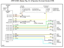 1999 gmc jimmy radio wiring diagram free picture wiring diagram