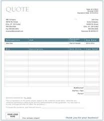 Free Construction Estimate Forms Templates by Estimate Printable Forms Templates Proposals Free Printable