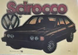 1973 u2013 1981 volkswagen scirocco 1st generation vintage pinterest