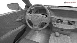 lexus ls 500 interior lexus ls 500 2018 3d model in sedan3dexport